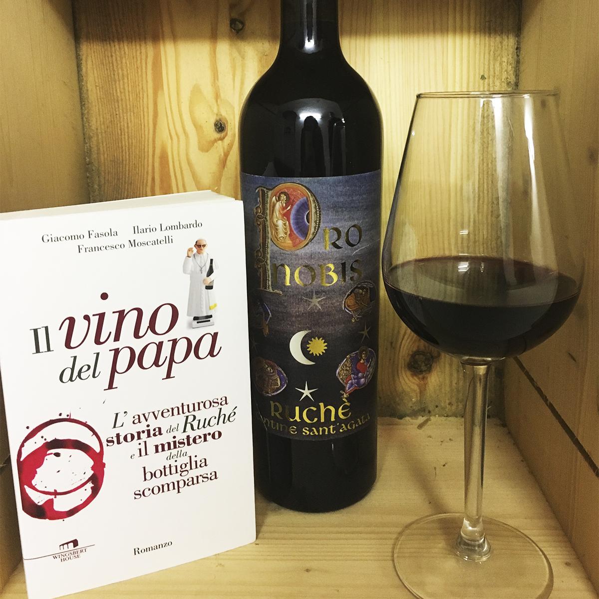 Rouchè – Il vino del papa