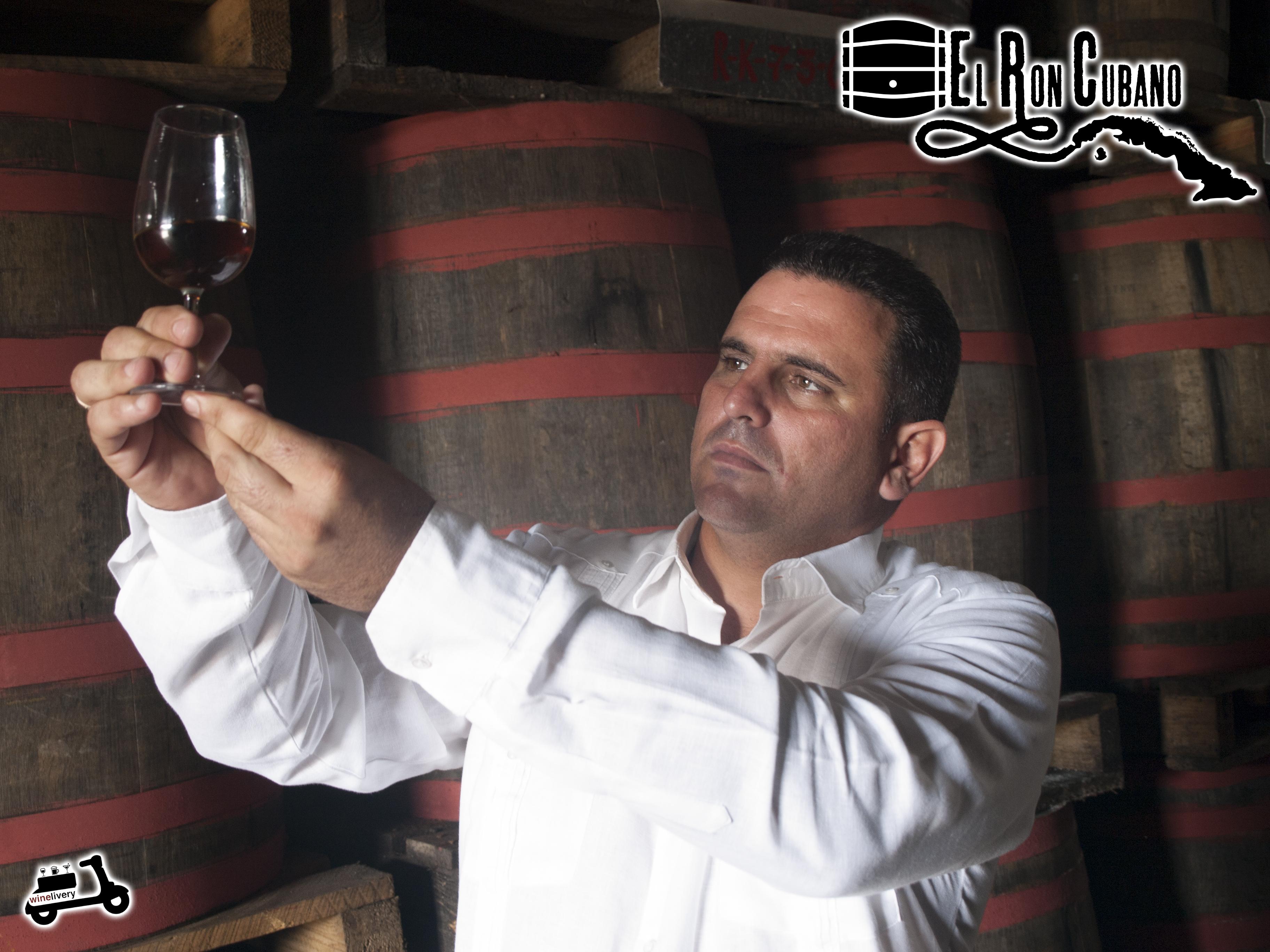 El Ron Cubano, quello vero, lo trovi su winelivery!