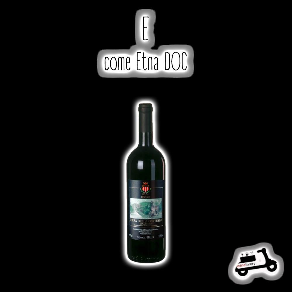 L'alfabeto del vino – E… come Etna DOC