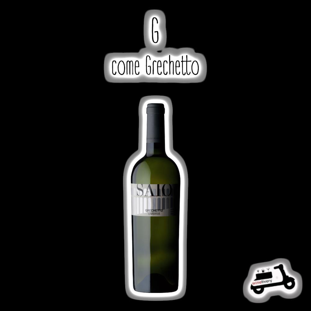 L'alfabeto del vino – G come Grechetto!