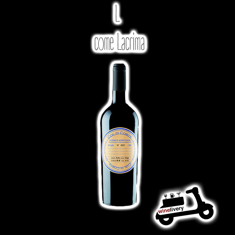 L'alfabeto del vino – L come Lacrima di Morro