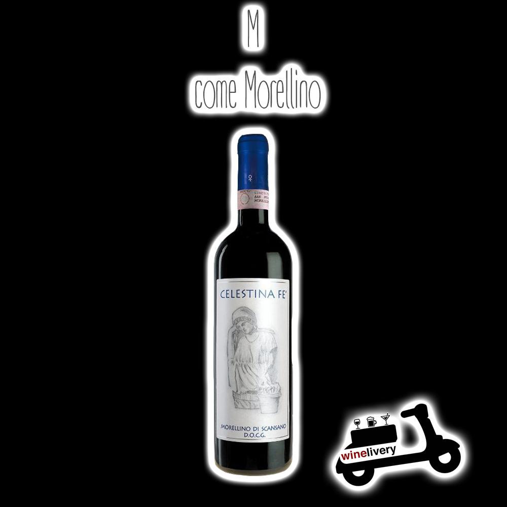 L'alfabeto del vino – M come Morellino