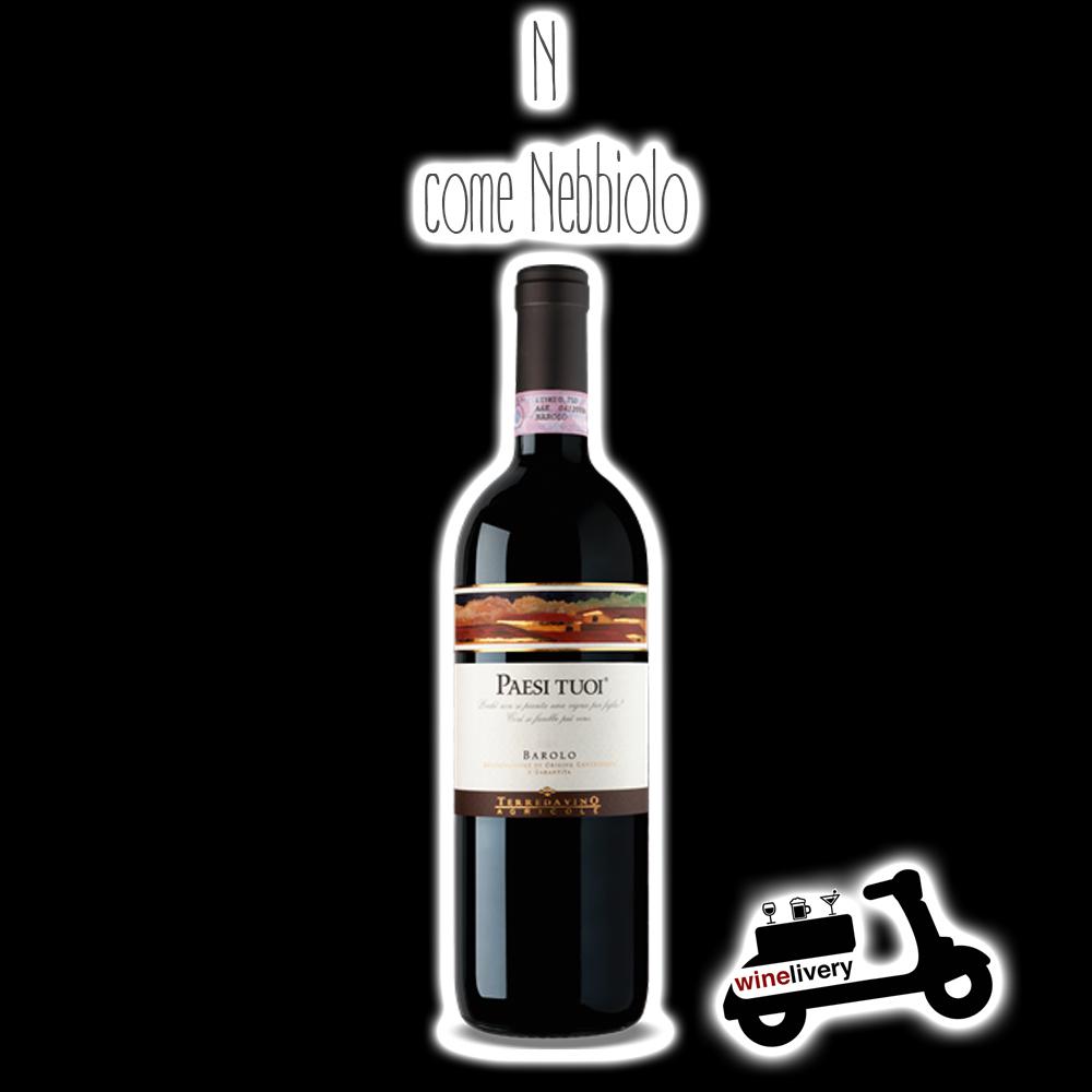 L'alfabeto del vino – N come Nebbiolo