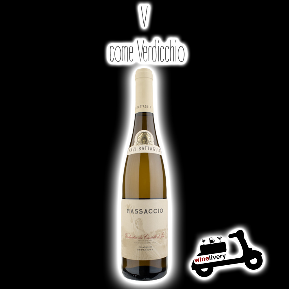 L'alfabeto del vino – V come Verdicchio