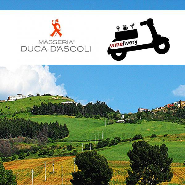 Masseria Duca D'Ascoli, vini pugliesi per passione