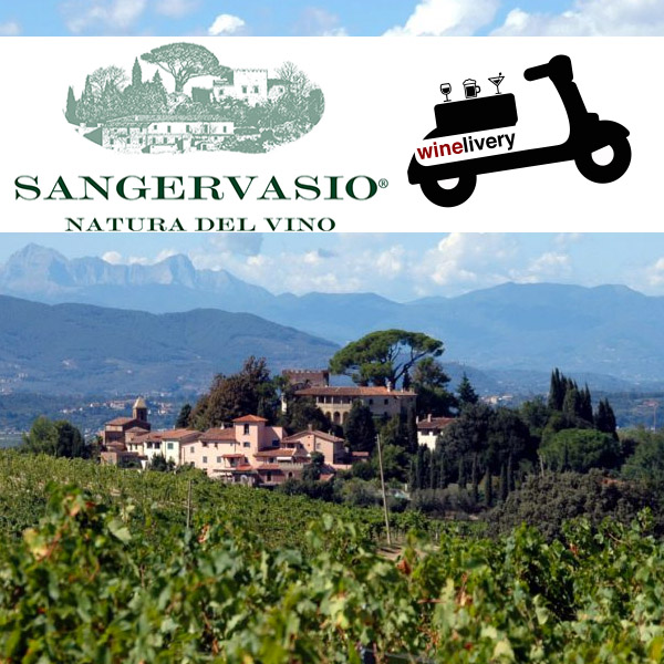 San Gervasio, from Tuscany with love