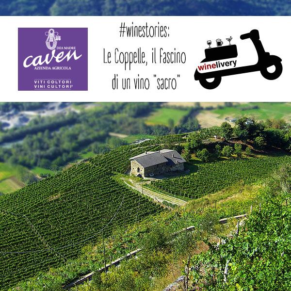"""Le Coppelle, il fascino di un vino """"sacro"""""""