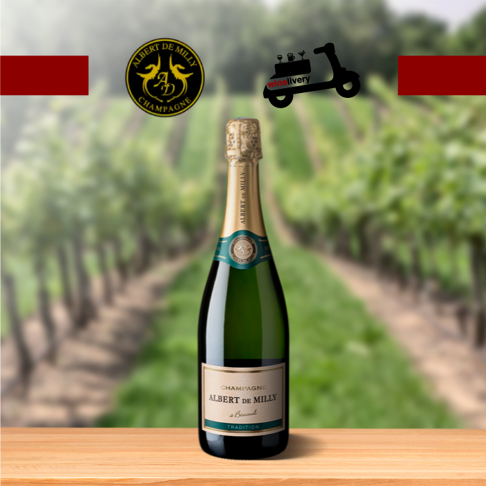Champagne Albert Demilly, vini dalle terre Champagne-Ardenne