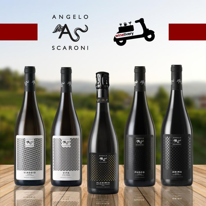Fuoco e Viaggio: autenticità dei vini Angelo Scaroni