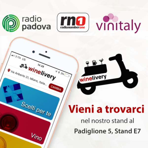 Winelivery al Vinitaly, la parola d'ordine è innovazione: dal modello distributivo alla comunicazione