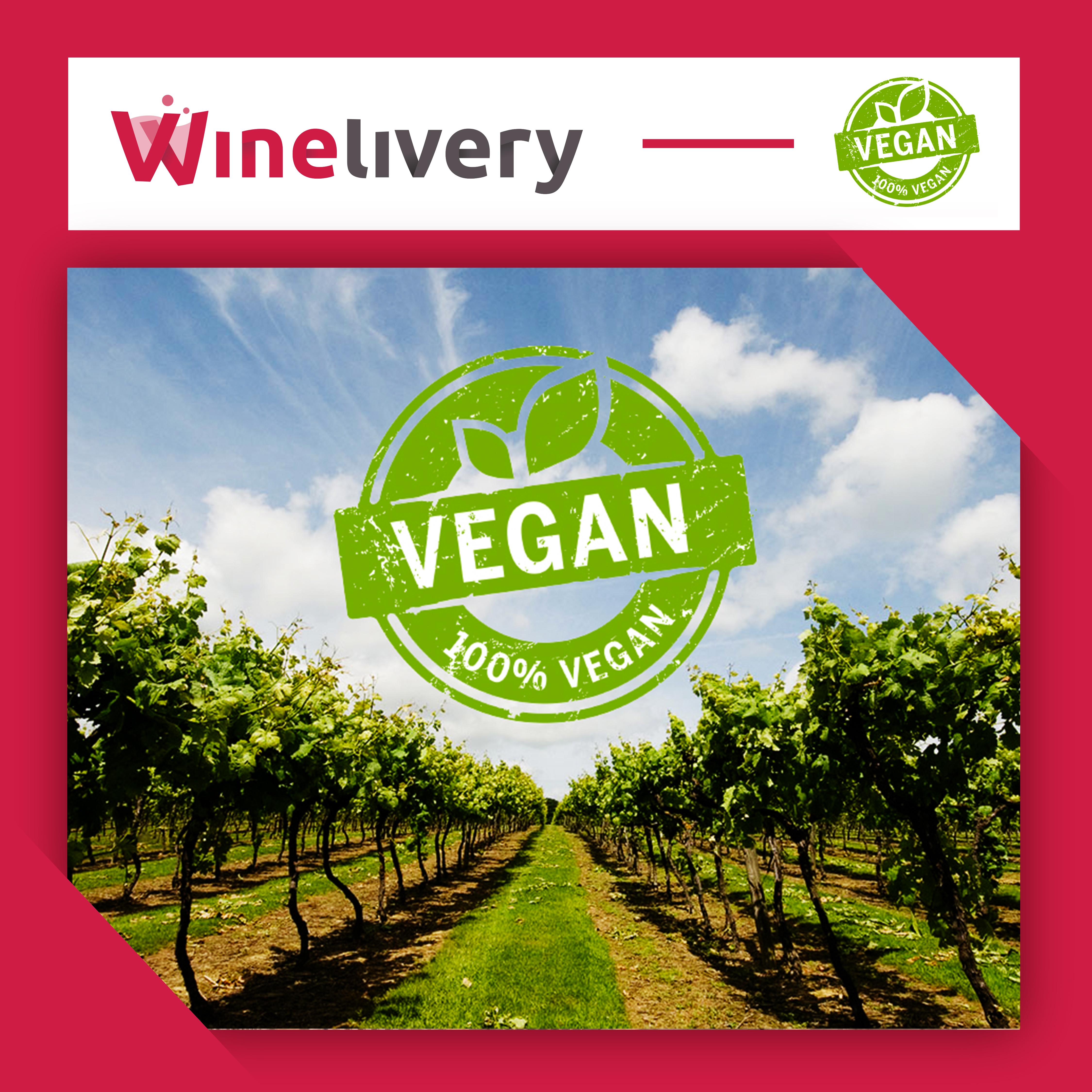 I 5 consigli di Winelivery sui vini vegani
