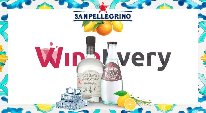 SANPELLEGRINO E WINELIVERY SI MIXANO PER IL COCKTAIL PERFETTO