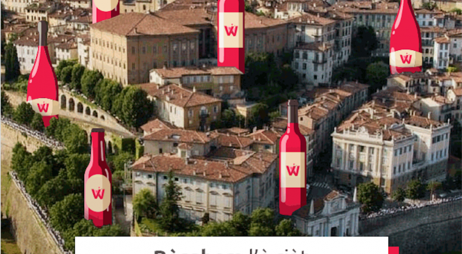 Winelivery approda a Bergamo!