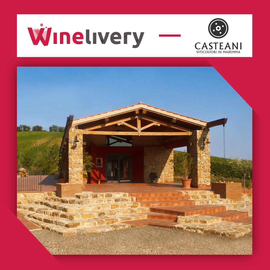 Tenuta Casteani: l'arte del vino maremmano
