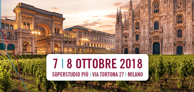 Bottiglie Aperte il 7 e l'8 Ottobre per la Milano Wine Week