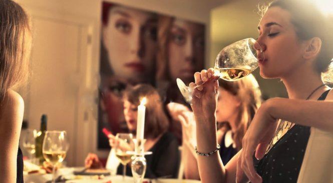 Il miglior amico di una donna? Il Vino!