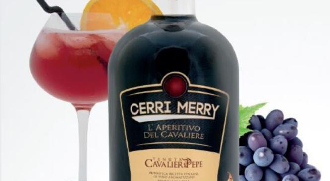 CERRY MERRI, L'APERITIVO DEL CAVALIERE