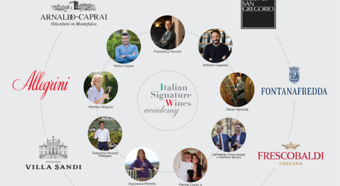 ISWA: AMBASCIATORI DI ECCELLENZE ITALIANE